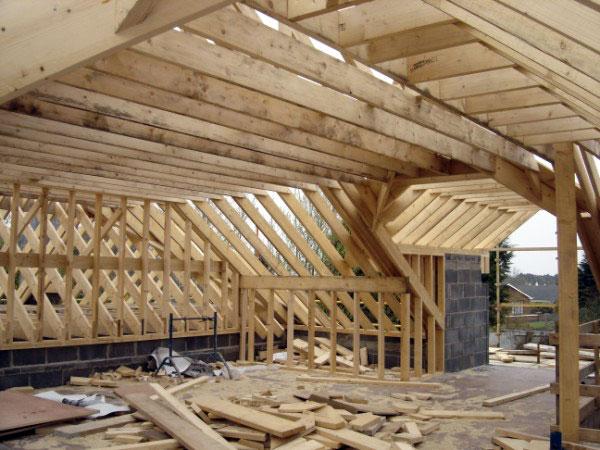 Геометрия и конструкция крыши